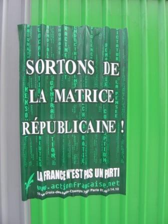 MATRIX REPUBLICANA